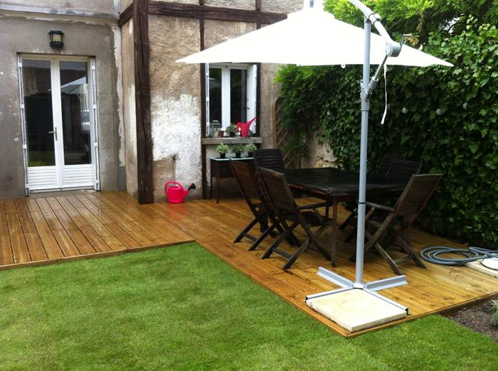 terrasses all es paysagiste tours paysagiste chambray les tours. Black Bedroom Furniture Sets. Home Design Ideas